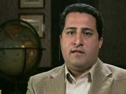 ערק או נחטף? המדען שהראם אמירי (צילום: חדשות 2)
