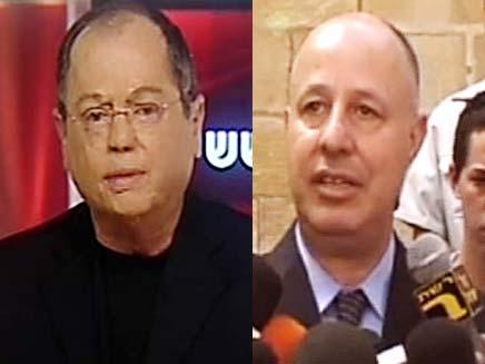 הנגבי ואברמוביץ' (צילום: חדשות 2)