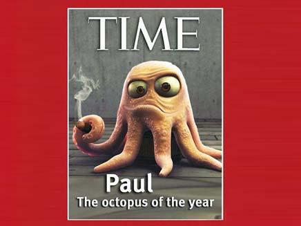 תמנון השנה: פול (צילום: פייסבוק)