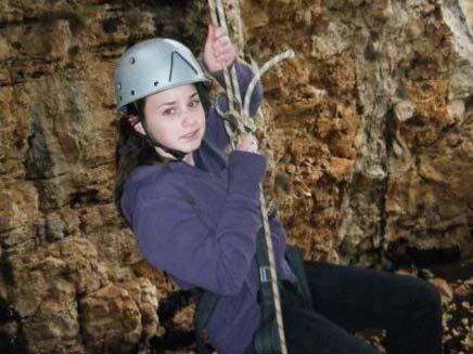 רחל מנורה. נהרגה בהתרסקות (צילום: אתר  VIN News)