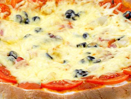 פיצה טוסט (צילום:  יחסי ציבור )