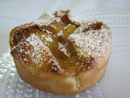 טארטלט תפוחים (צילום: גל אנג'ל,  יחסי ציבור )