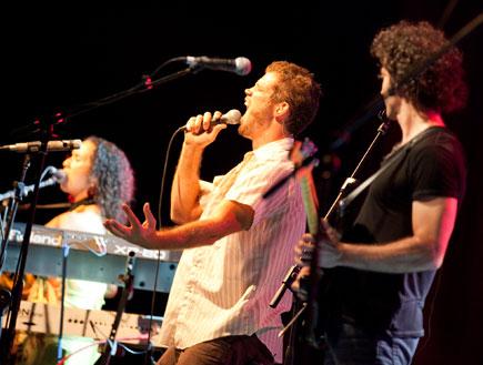 דוויזל זאפה הופעה 4 (צילום: עידו קליר)