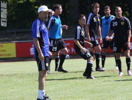 """מלמיליאן: """"חשוב שהכדור יהיה אצלנו"""" (גיא בן זיו) (צילום: מערכת ONE)"""