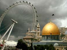 האם ירושלים תשבור את השיא של לונדון? אילוסטרציה (צילום: רויטרס)