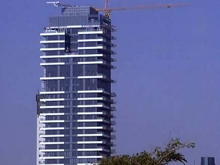 מגדל רוטשילד (צילום: חדשות 2)