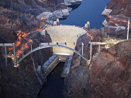 גשר קולרדו (צילום: חדשות 2)