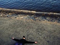 יהונתן דורון, עטיפת סינגל (צילום: פבל בולו)