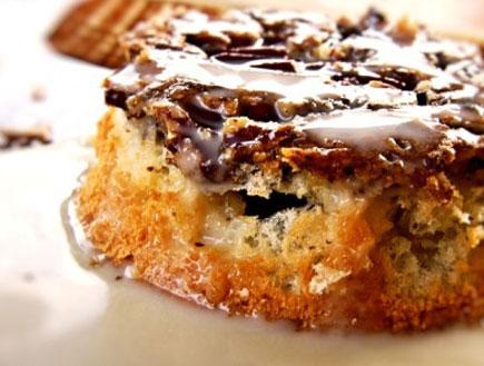 עוגת ספוג אישית ללא קמח (צילום: דליה מאיר, קסמים מתוקים)