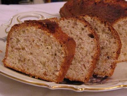 עוגת בננות (צילום: תומר פרת)