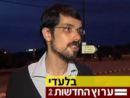 דוד סדבון (צילום: חדשות 2)