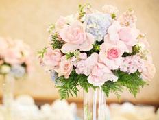 סידור פרחים וינטאז'