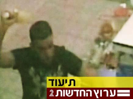 צפו בתיעוד הקטטה האלימה (צילום: חדשות 2)