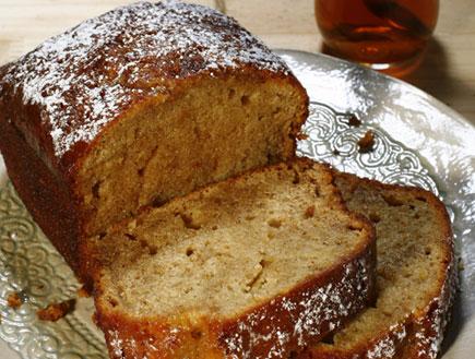 עוגת דבש עם משמש (צילום:  יחסי ציבור )