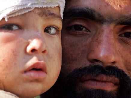 מי יעזור לתושבי פקיסטן ? (צילום: רויטרס)