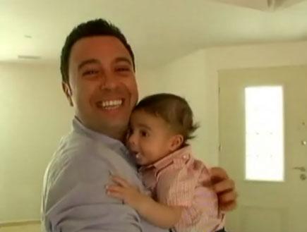 ליאור נרקיס, תינוק (וידאו WMV: חדשות 2)