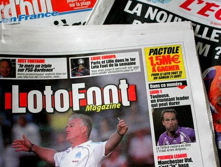 כותרות עיתוני צרפת, היום (ליאור טימור) (צילום: מערכת ONE)