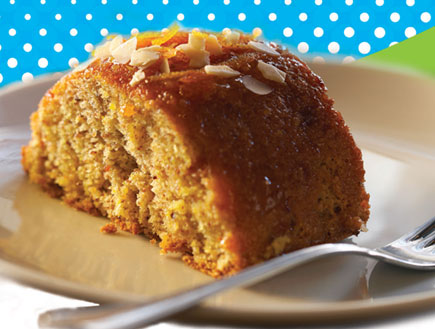 עוגת דבש (צילום:  יחסי ציבור )