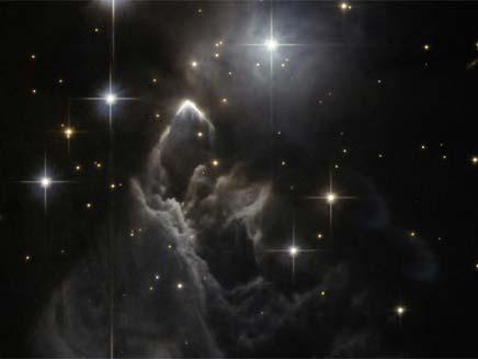 """""""רוח הרפאים של איירה"""" (צילום: נאסא)"""