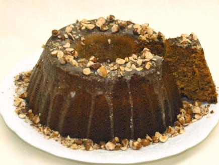 עוגת דבש של שרון & רנה (צילום: רותם אזולאי, שרון & רנה - קונדיטוריה אחרת)