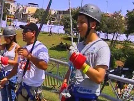 צפו באבנר גולש (צילום: חדשות2)