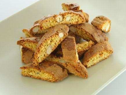 עוגיות קנטוצ'יני (צילום: klesz, Istock)
