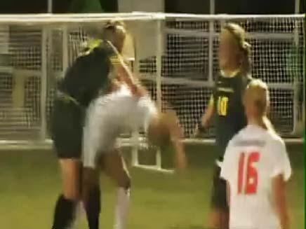 כדורגל נשים: לא מה שחשבתם (צילום: חדשות 2)