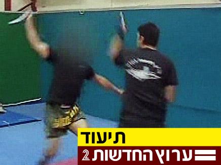 קרב מגע בצבא (צילום: חדשות 2)