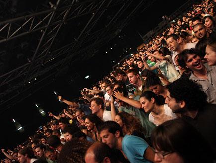 ג'וני ליידון הופעה קהל