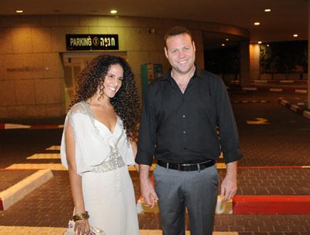 אדיר מילר - חתונה יואב גרוס (צילום: אלעד דיין)