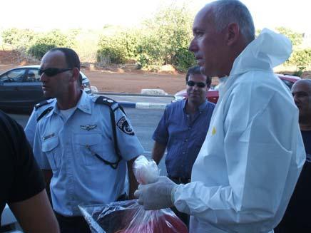 חבלני משטרה, ארכיון (צילום: משטרת ישראל)