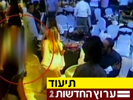 החתונה שהפכה לקטטה המונית (צילום: חדשות 2)