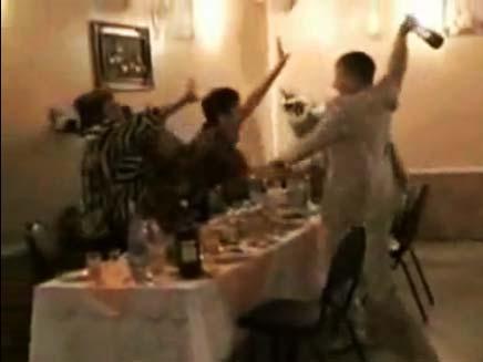 חתונות שנהרסו (צילום: יוטיוב)