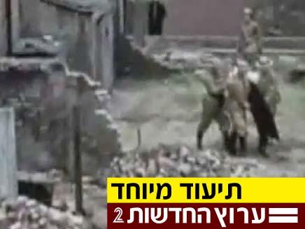 צפו בתיעוד (צילום: חדשות 2)
