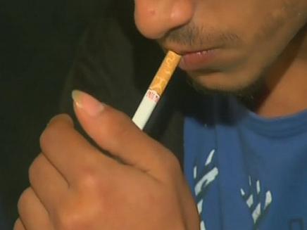 בקרוב מפסיקים לעשן? (צילום: חדשות 2)