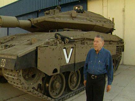 האלוף במיל' ישראל טל. ארכיון (צילום: חדשות 2)