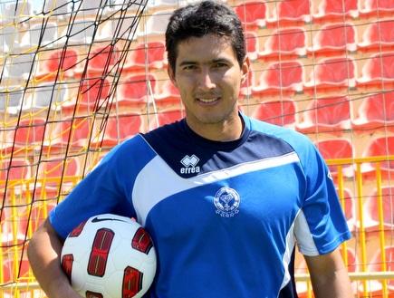 """קרלוס אריאס: """"תמיד אני חולם בגדול"""" (יניב גונן) (צילום: מערכת ONE)"""