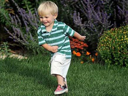הילד שחזר מהכפור. גור אוטסון (צילום: telegraph)
