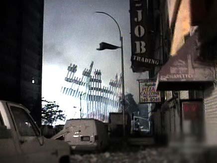 """אסון התאומים. הפיגוע הנורא בתולדות ארה""""ב (צילום: מוזיאון מרכז המסחר העולמי)"""