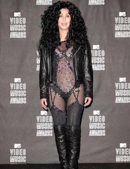 שר - טקס פרסי MTV 2010 (צילום: Frederick M. Brown, GettyImages IL)