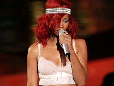 ריהאנה - טקס פרסי MTV 2010 (צילום: Kevin Winter, GettyImages IL)