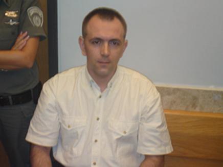 רומן זדורוב, הואשם ברצח תאיר ראדה (צילום: חדשות 2)