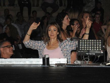 אירוע גולברי 2010 חני נחמיאס (צילום: mako)