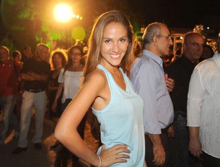 אירוע גולברי 2010 איילה רשף (צילום: אלעד דיין)