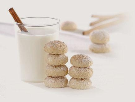 עוגיות חמאה וגבינה עם קינמון (צילום: שי אפגין,  יחסי ציבור )