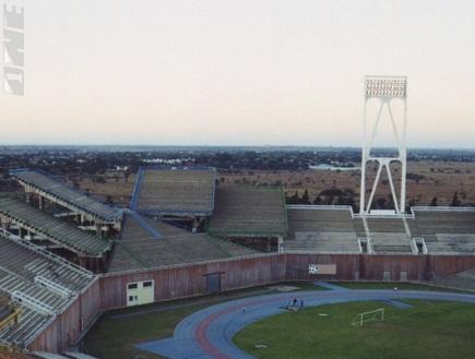 אצטדיון ממבאטו. מגדל בבל של דרום-אפריקה (צילום: מערכת ONE)