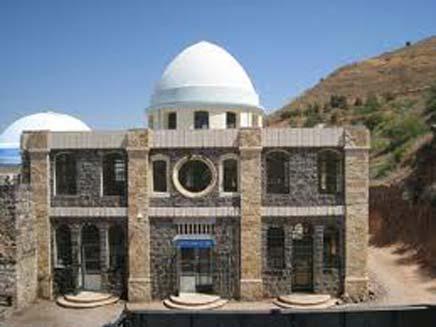 קבר הצדיק רבי מאיר בטבריה. זירת האונס? (צילום: אור תורה)
