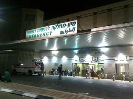 בית החולים סורוקה. ארכיון (צילום: חדשות 2)