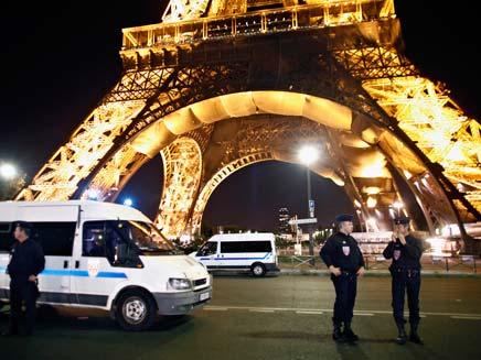 טרגדיה בפריז, ארכיון (צילום: AP)