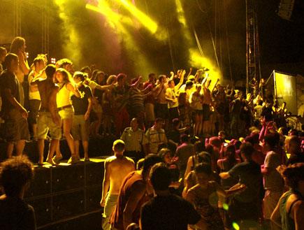 מתיסיהו, בלקן ביט בוקס, פסטיבל התמר 1 (צילום: ענבל מור)